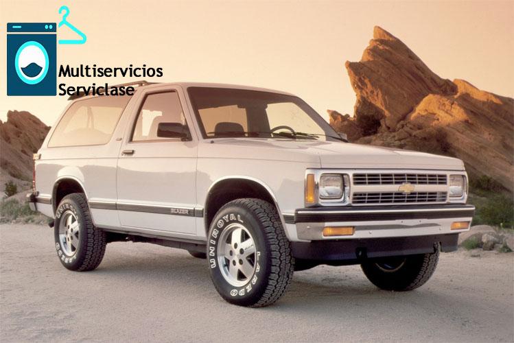 Carro Tipo Blazer/Cherokee